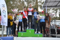 CX Redon:Podium Juniors
