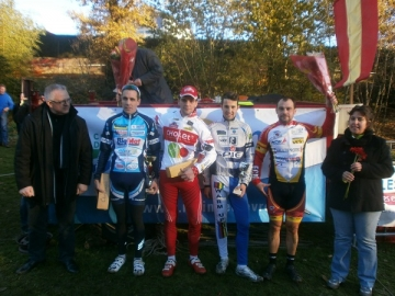 Cyclo-cross St Germain s/Moine