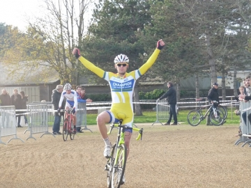 Cyclo-cross d'Angers