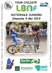 Tour LBN, Nationale Juniors