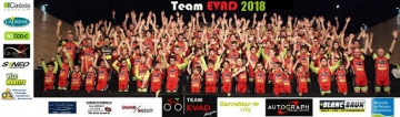 Calendrier Route EVAD 2018