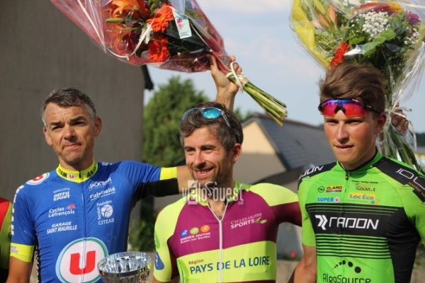 Podium 2018: Le Lion d'Angers 2,3+J